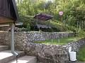 Chata Beckov - Hojdačka s terasami vedľa chaty