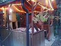 Chata Beckov - Altánok s grilom večer