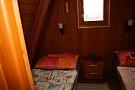 Chata Beckov - Spálňa .2 v podkroví