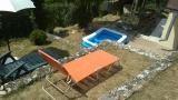Chata Beckov - detský bazén
